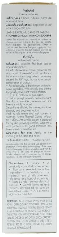 Anti-Falten Gesichtscreme für trockene Haut - Avene Anti-Age Ystheal+ Cream — Bild N3