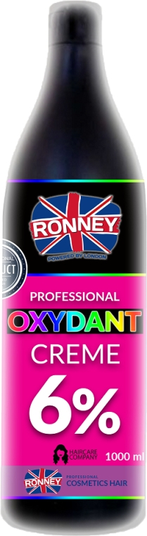 Entwicklerlotion 6% - Ronney Professional Oxidant Creme 6%