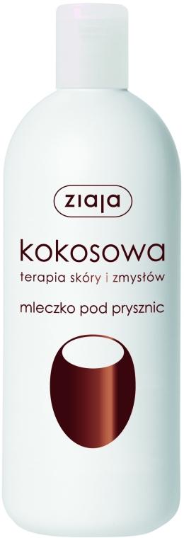 Duschgel mit Kokosnuss - Ziaja Shower Milk — Bild N1