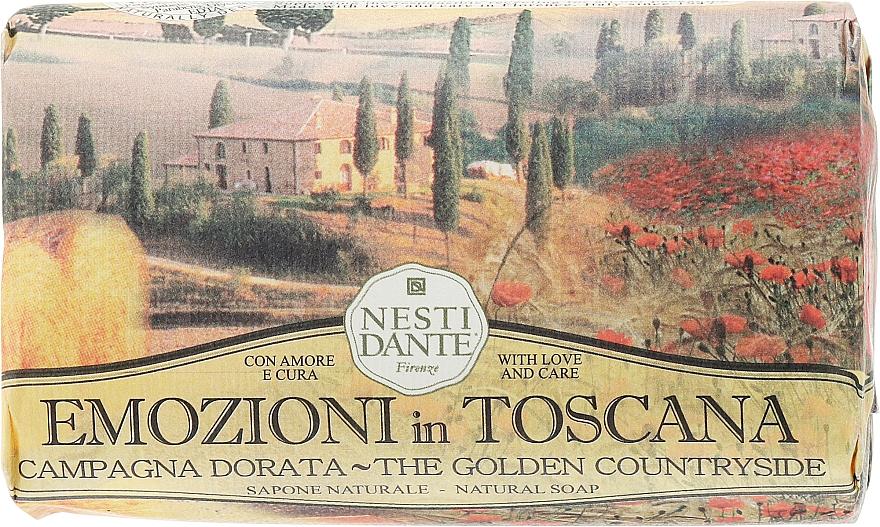 Naturseife The Golden Countryside - Nesti Dante Natural Soap Emozioni in Toscana Collection