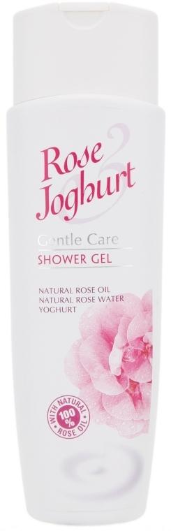 Duschgel - Bulgarian Rose Rose & Joghurt Shower Gel