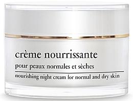 Düfte, Parfümerie und Kosmetik Odżywczy krem na noc - Yellow Rose Creme Nourrissante