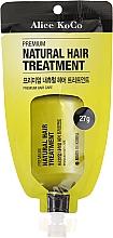 Düfte, Parfümerie und Kosmetik Natürliche Haarspülung mit echtem Süßholz - Alice Koco Premium Natural Hair Treatment