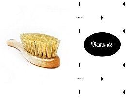 Düfte, Parfümerie und Kosmetik Pflegeset für Kinder - LullaLove Romby (Haarbürste + Musselin-Badetuch)