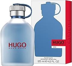 Düfte, Parfümerie und Kosmetik Hugo Boss Hugo Now - Eau de Toilette