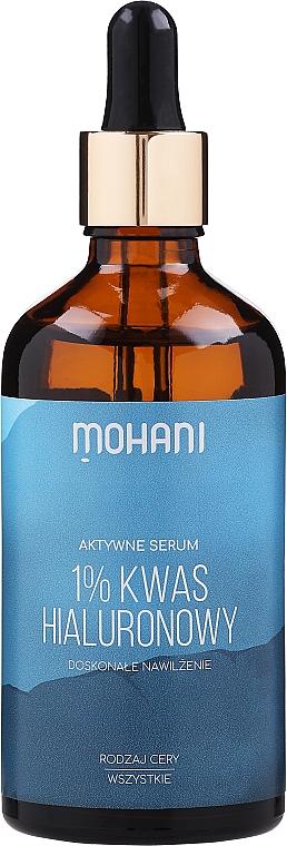 Hyaluronsäure 1% - Mohani Hyaluronic Acid Gel 1%