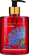 "Düfte, Parfümerie und Kosmetik Duschgel ""Lavendel"" - Jadwiga Shower Gel"