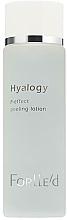 Düfte, Parfümerie und Kosmetik Reinigende Peeling-Lotion für das Gesicht - Forlle'd Hyalogy P-effect Peeling Lotion
