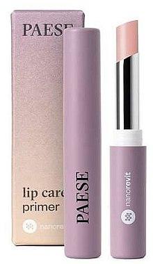 Lippenprimer - Paese Nanorevit Lip Care Primer