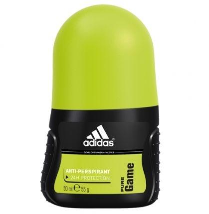 Adidas Pure Game - Deo Roll-on Antitranspirant — Bild N1