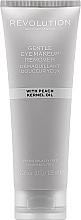 Düfte, Parfümerie und Kosmetik Augen-Make-up Entferner mit Pfirsichkernöl und Gurkenextrakt - Revolution Skincare Gentle Eye Make Up Remover