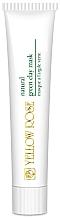 Düfte, Parfümerie und Kosmetik Maska do twarzy z zieloną glinką - Yellow Rose Natural Green Clay Mask