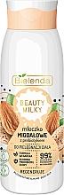 Düfte, Parfümerie und Kosmetik Aufweichende Körpermilch mit Mandel - Bielenda Beauty Milky Regenerating Almond Body Milk