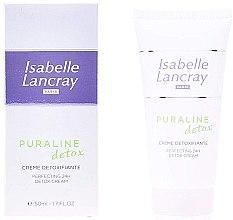 Düfte, Parfümerie und Kosmetik Pflegende Detox Gesichtscreme - Isabelle Lancray Puraline Detox Cream