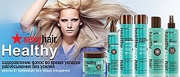 Hitzeschutzspray - SexyHair HealthySexyHair Soya Want Flat Hair Hot Iron Spray — Bild N2