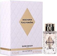 Düfte, Parfümerie und Kosmetik Boucheron Place Vendome - Eau de Parfum (mini)