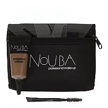 Düfte, Parfümerie und Kosmetik Augenbrauen-Make-up - Nouba Brow Imprower Set