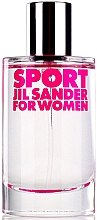 Düfte, Parfümerie und Kosmetik Jil Sander Sport For Women - Eau de Toilette (Tester ohne Deckel)