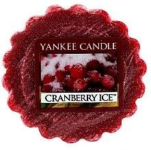 Düfte, Parfümerie und Kosmetik Duftendes Wachs - Yankee Candle Cranberry Ice Wax Melts