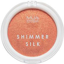 Düfte, Parfümerie und Kosmetik Highlighter - MUA Shimmer Silk