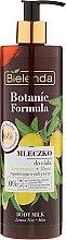 Düfte, Parfümerie und Kosmetik Körpermilch Zitronenbaum & Minze - Bielenda Botanic Formula Lemon Tree & Mint Body Milk