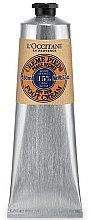 Düfte, Parfümerie und Kosmetik Fußcreme mit Sheabutter - L'Occitane Shea Butter Foot Cream