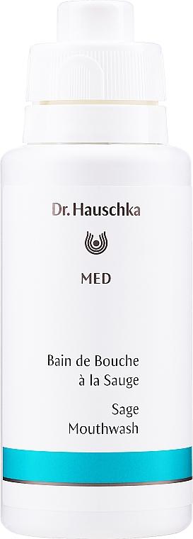 Mundwasser mit Salbei - Dr. Hauschka Med Sage Mouthwash — Bild N1