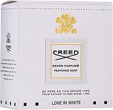 Düfte, Parfümerie und Kosmetik Creed Love In White Perfumed Soap - Parfümierte Seife