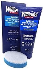 Düfte, Parfümerie und Kosmetik Enthaarungsduschcreme für Männer - Williams Depilatory Shower Cream