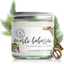 Düfte, Parfümerie und Kosmetik 100% reine kaltepresste Körperbutter mit Babassu-Öl - E-Fiori Natural Exotic Babassu Butter