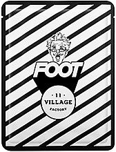 Düfte, Parfümerie und Kosmetik Feuchtigkeitsspendende Fußmaske in Socken - Village 11 Factory Relax Day Foot Mask
