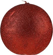 Düfte, Parfümerie und Kosmetik Dekorative Glamouröse Kugel rot 10 cm - Artman Glamour