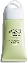 Düfte, Parfümerie und Kosmetik Ölfreie mattierende Gesichtscreme mit LSF 30 - Shiseido Waso Color-Smart Day Moisturizer Oil-Free SPF30