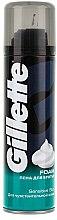 Düfte, Parfümerie und Kosmetik Rasierschaum für empfindliche Haut - Gillette Classic Sensitive Skin Shave Foam for Men