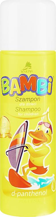 Pollena Savona Bambi D-phantenol Shampoo - Kindershampoo mit D-Panthenol