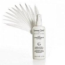 Düfte, Parfümerie und Kosmetik Entwirrende zweiphasige Glanz-Styling-Milch - Leonor Greyl Lait luminescence bi-phase