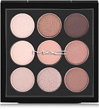 Düfte, Parfümerie und Kosmetik Lidschattenpalette - MAC Eye Shadow X9