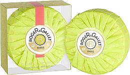Düfte, Parfümerie und Kosmetik Parfümierte Seife - Roger & Gallet Fleur d'Osmanthus