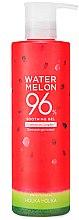 Düfte, Parfümerie und Kosmetik Beruhigendes und feuchtigkeitsspendendes Gel mit Wassermelone - Holika Holika Watermelon 96% Soothing Gel