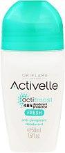 Düfte, Parfümerie und Kosmetik Antitranspirant Roll-on - Oriflame Activelle Actiboost Fresh