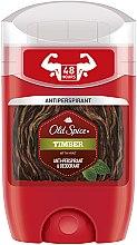 Düfte, Parfümerie und Kosmetik Deodorant Stick für Männer - Old Spice Timber Deodorant Stick