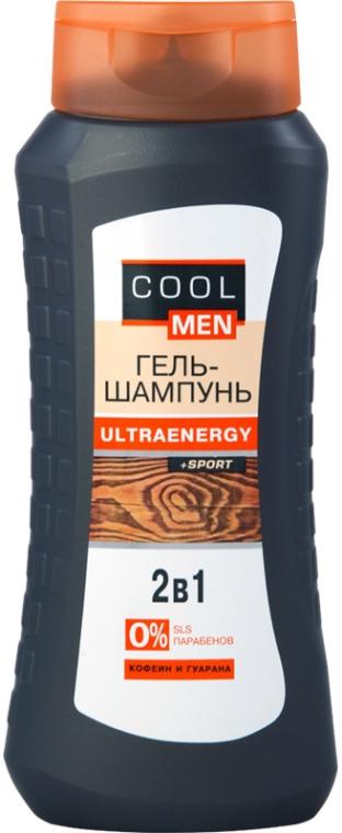 2in1 Gel-Shampoo mit Koffein und Guarana - Cool Men — Bild N2