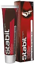 Düfte, Parfümerie und Kosmetik Kühlende erfrischende und entspannende Körpercreme für die Gelenke mit Menthol - Aflofarm Stabil Cream