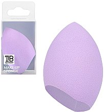 Düfte, Parfümerie und Kosmetik Make-up Schwämmchen lila - Tools For Beauty Olive 2 Cut Makeup Sponge Purple
