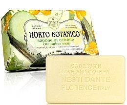 Düfte, Parfümerie und Kosmetik Handseife Gurke - Nesti Dante Horto Botanico Cucumber Soap