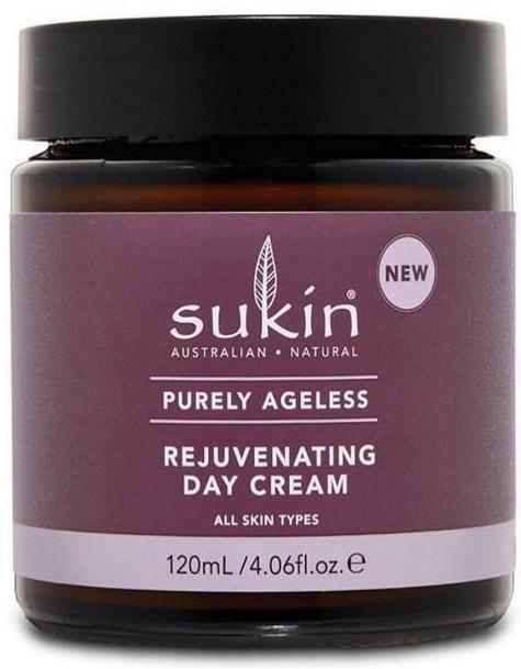 Verjüngende Tagescreme für alle Hauttypen - Sukin Purely Ageless Rejuvenating Day Cream