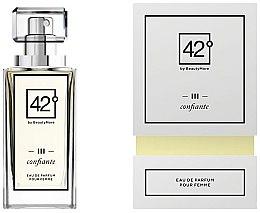 Düfte, Parfümerie und Kosmetik 42° by Beauty More III Confiante - Eau de Parfum