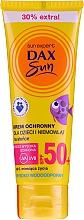 Düfte, Parfümerie und Kosmetik Sonnenschutzcreme für Kinder SPF 30 - Dax Sun Protection Cream SPF 50+