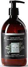 Düfte, Parfümerie und Kosmetik Flüssigseife mit Olivenöl und Eukalyptus - Saryane Olive & Moi Liquid Soap