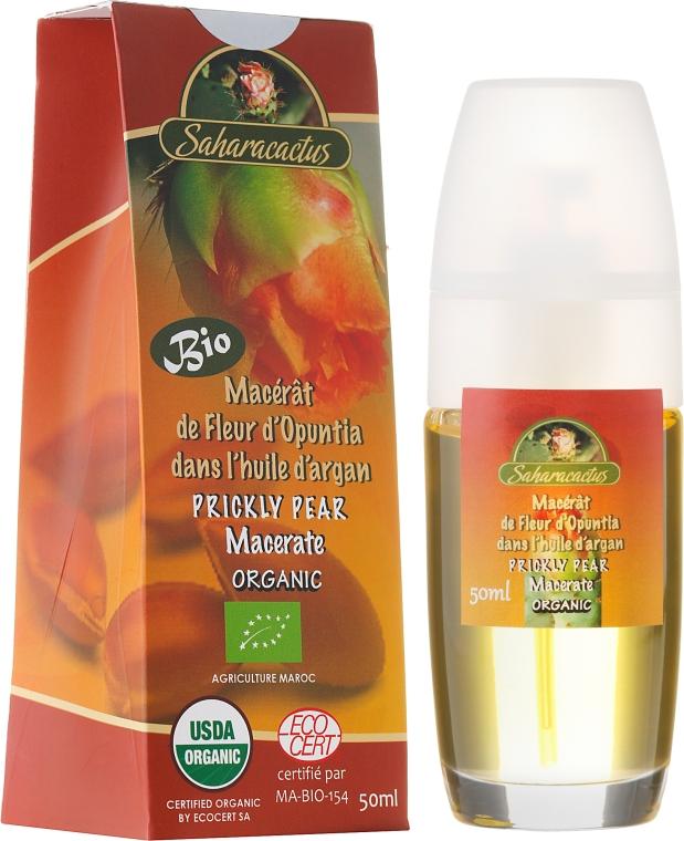Argan- und Kaktusfeigenöl - Efas Saharacactus Macerat Opuntia Ficus in Argan Oil